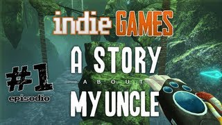 Indie Games: A Story About My Uncle (Grátis!)