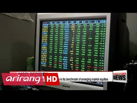 China's MSCI listing unlikely to have significant impact on Korean stocks