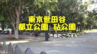 東京都立公園 砧公園