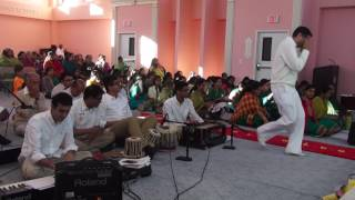ebsai sdsc ladiesday baba 91st bday 111916 4 devotional musical unison bhajan cake cutting