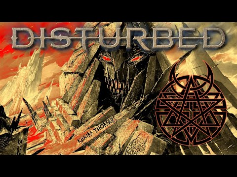 Disturbed - Immortalized (Album Instrumental Cover)