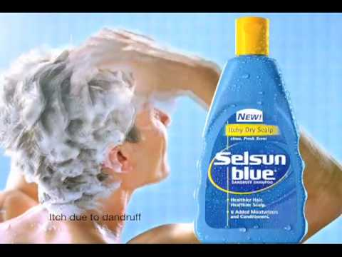 Selsun Blue - No More Itch