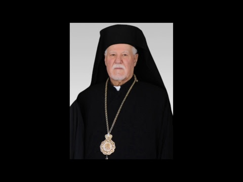 Funeral service for Metropolitan Archbishop Paul Saliba of thrice-blessed memory