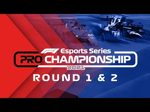 2021 F1 Esports Pro Championship: Rounds 1-2