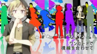 Repeat youtube video 【◇叫合唱◆】チルドレンレコード / Children Record - Nico Nico Chorus