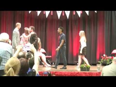 2015-2016 Midland Adventist Academy graduation Class night part 4