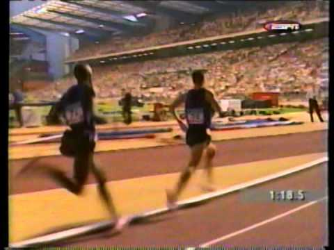 2001 Brussels 1500m
