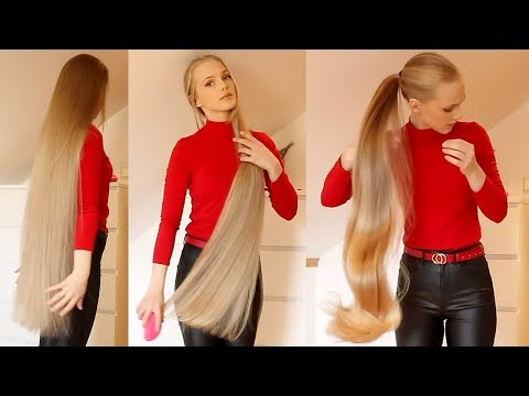 RealRapunzels - Very long blonde hair (preview) from YouTube · Duration:  1 minutes 57 seconds