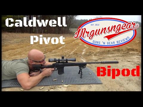 Caldwell XLA Pivot Bipod Review (HD)