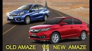 2018 New Honda AMAZE  Review l Test Drive l Comparison l Price