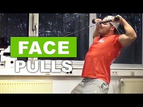 Facepulls - So trainierst du die hintere Schulter richtig