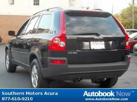 2006 Volvo Xc90 Turbo In Savannah Ga For Sale Youtube