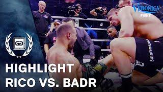 Highlight Rico Verhoeven vs. Badr Hari