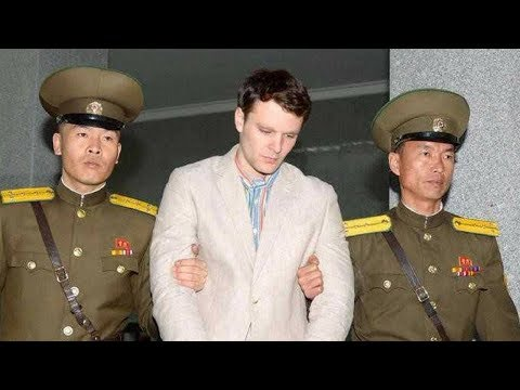 US Student, Who Was In Coma While Detained In North Korea,Returns