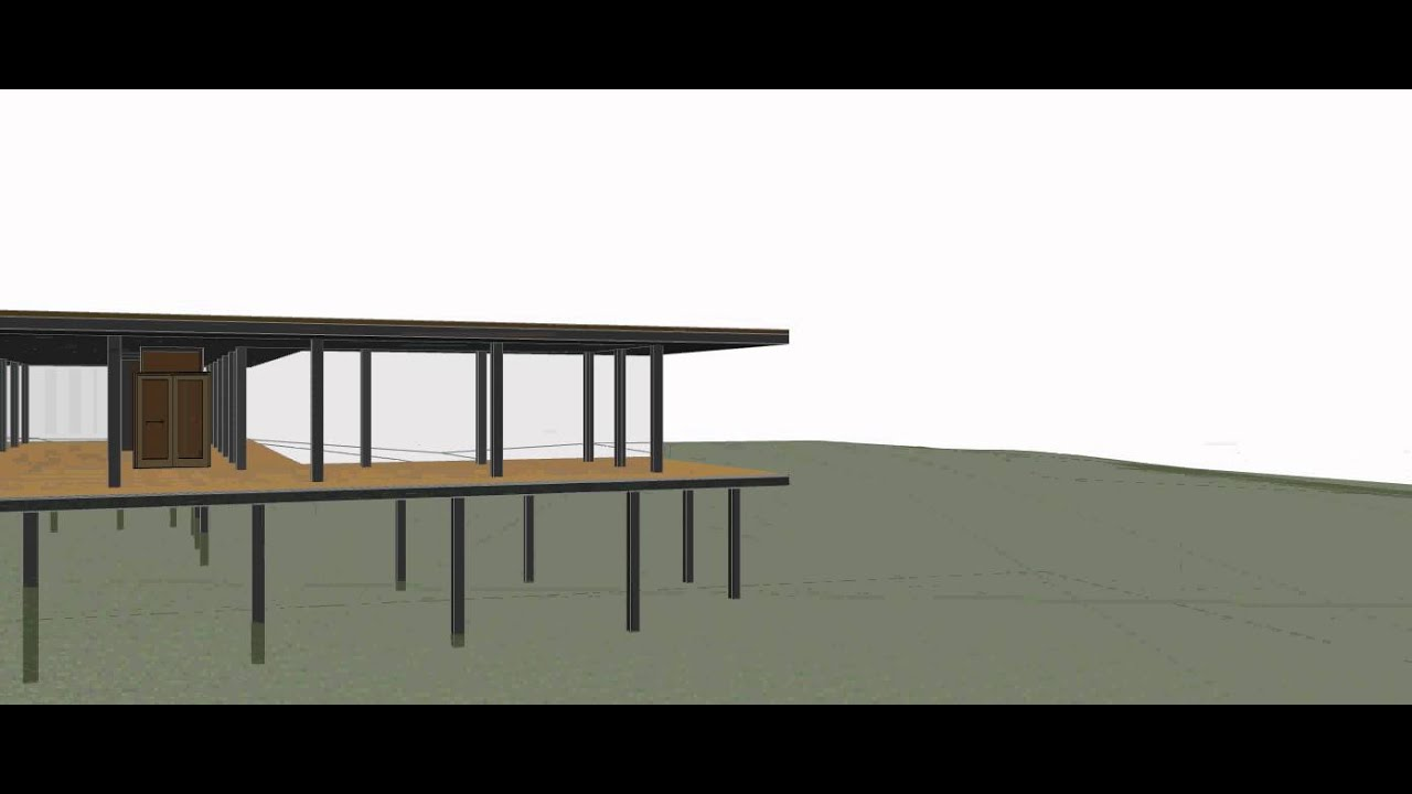 how to make a glass house