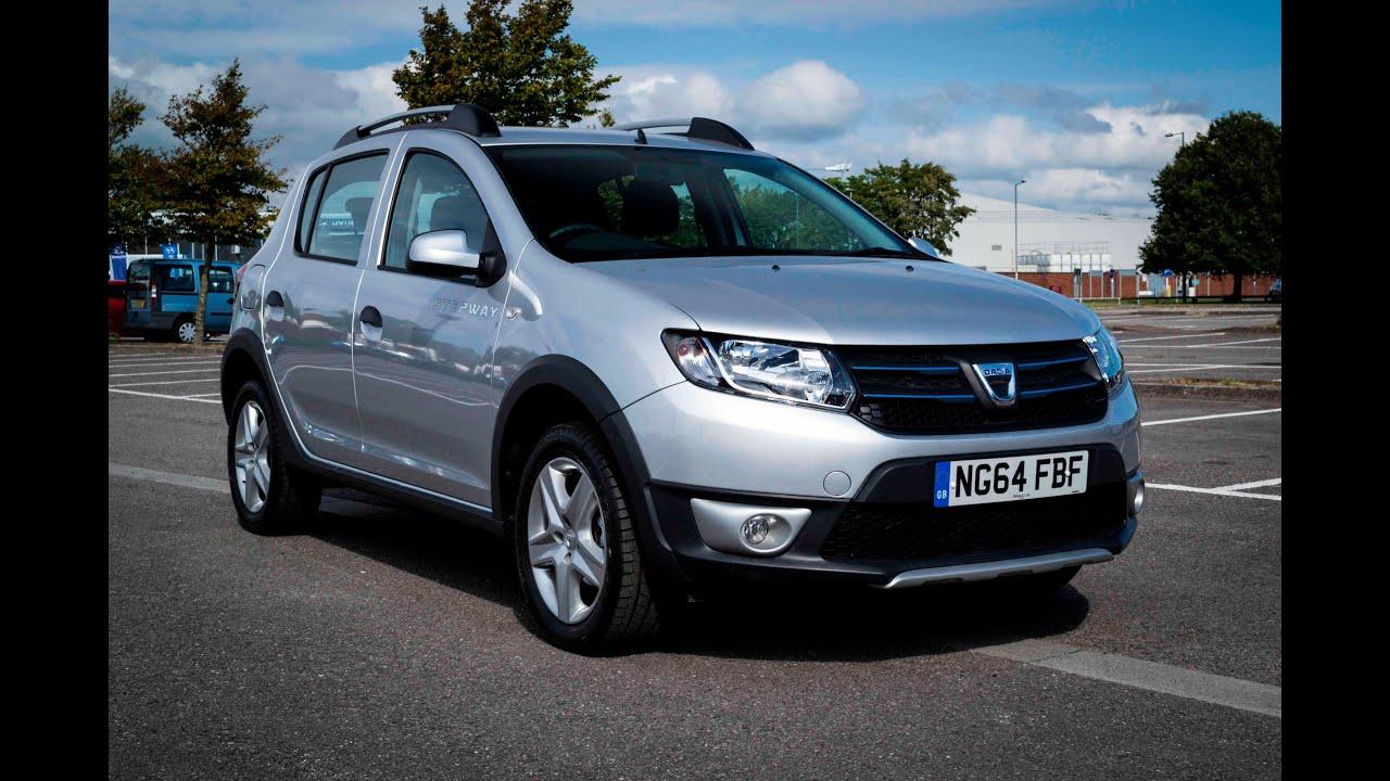 Dacia sandero 2 stepway dacia sandero 2 stepway essais for Garage volkswagen hirson