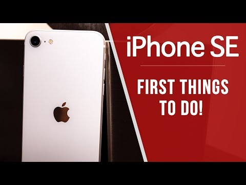iphone-se-(2020)---first-15-things-to-do!