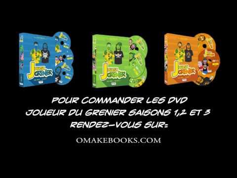 PUB DVD Joueur du Grenier ! c'est trop CHAN-MÉ !