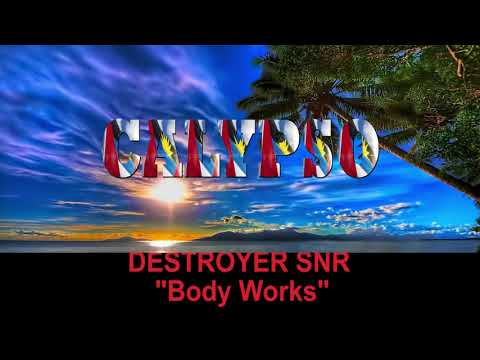 Destroyer Snr - Body Works (Antigua 2019 Calypso)