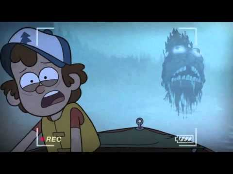 Gravity falls decoded messages