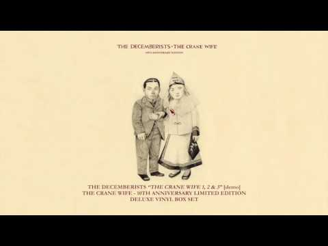 The Decemberists - The Crane Wife 1, 2 & 3 [Demo]