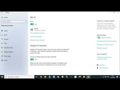 how to find your WiFi password Windows 10