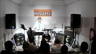 島村楽器ビビット南船橋店で8月12日に開催された、HOTLINE2018 店予選の...