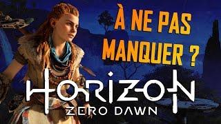HORIZON ZERO DAWN : Un Incontournable de la PS4 ? | GAMEPLAY FR