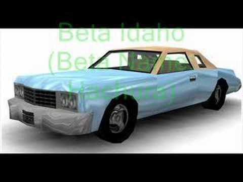 GTA III Beta Mod - Part 1 - Miscellaneous trivia