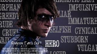 Grayson: Earth One Series Premiere (Nightwing fan film)