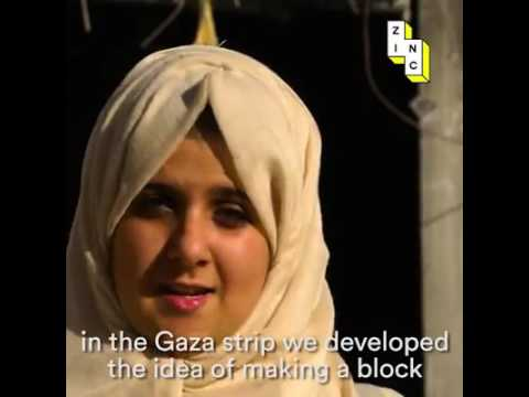 From ashes to blocks, Rebuilding Gaza using Greencake
