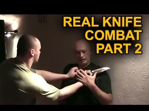 Apache Knife Fighting Dvd