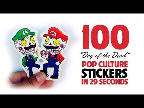 ec1700abb9d4 The Stickerobot Blog - A Celebration of Stickers | Sticker Robot