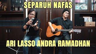Download ASIK BANGET !! 'SEPARUH NAFAS' AKUSTIKAN