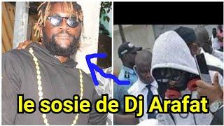 Voici le sosie d'Arafat qui fait le buzz en côte d'Ivoire