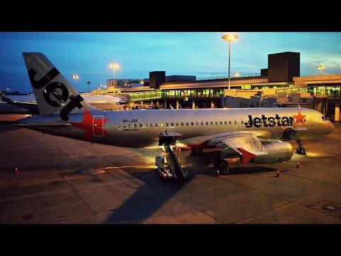 Jetstar Asia Flight Experience: 3K201 Singapore to Jakarta