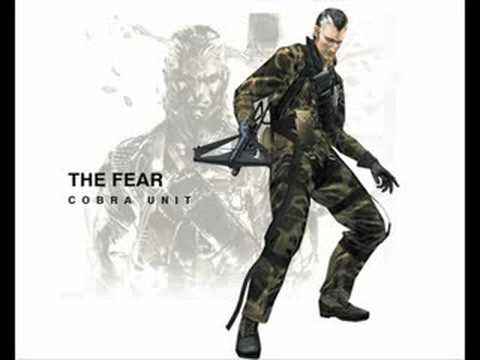 Image result for the fear metal gear solid