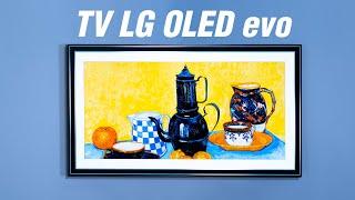 Trên tay TV LG OLED evo