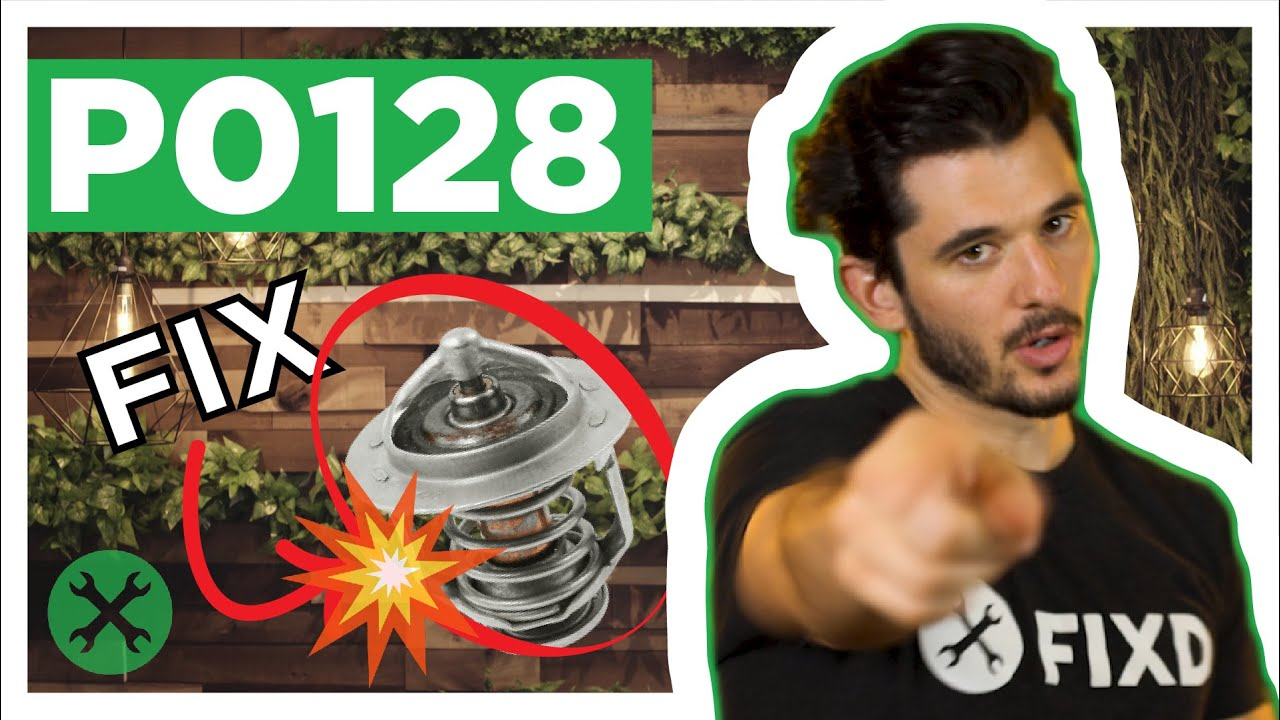 P0128 - Meaning, Causes, Symptoms, & Fixes | FIXD Automotive