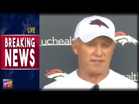 BREAKING: John Elway REVEALS Colin Kaepernick Just Made The SECOND Biggest Mistake of His Life