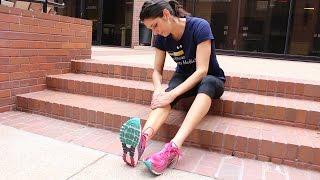 Ready to Race: Shin Splints