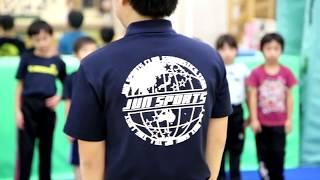 北海道札幌市にある「幼児からの体操教室」ジュンスポーツクラブCMです。