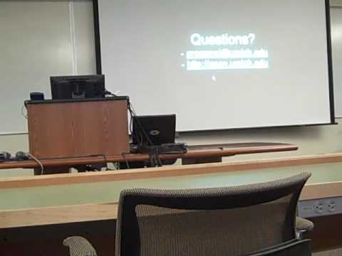 Creating Open Educational Resources: A Presentation to School of Public Health Faculty
