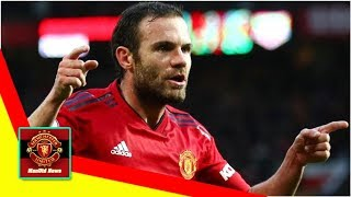 ManUtd News - Juan Mata offered new Manchester United deal, says midfielder's father