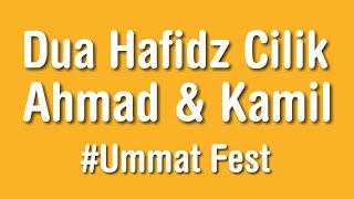 DUA HAFIDZ CILIK AHMAD DAN KAMIL ADA DI UMMAT FEST 2018 - BINCANG SANTAI BARENG HAFIDZ CILIK