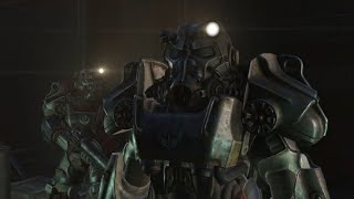 Fallout - The Brotherhood of Steel Music Video(using fallout trailers)