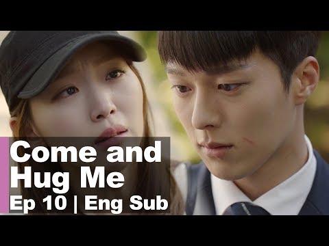 "Jin Ki Joo ""I told you to just say it if it hurts.."" [Come and Hug Me Ep 10]"