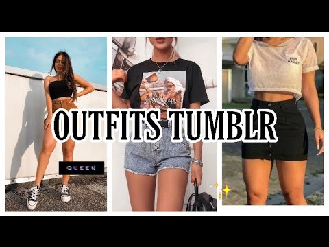 OUTFITS TUMBLR 2020