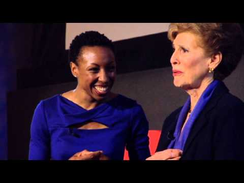 Tiffany Dufu and Marie C. Wilson at TEDxWomen 2012 - YouTube