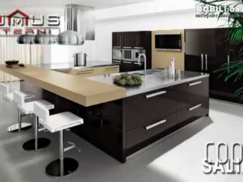 Кухня дизайн модерн Львов купить, на заказ, студия кухонь Италия, COPAT